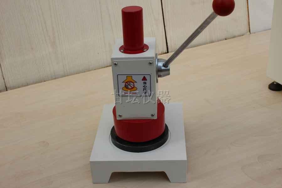纸张克重定量取样器GH-032.精密圆形式样切器